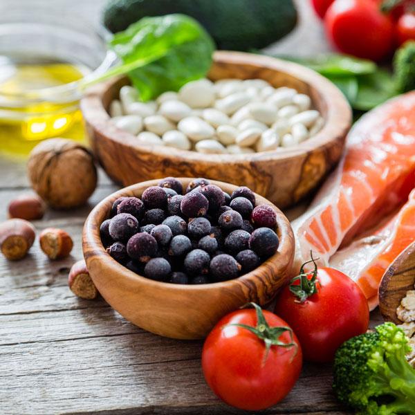 healthy food healthy body